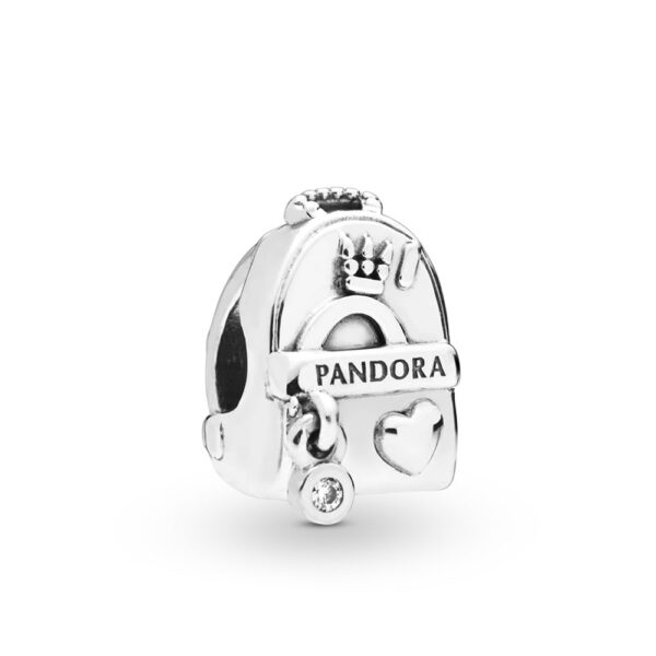 Σύμβολο Ασ. 925 Με Κυβ. Ζιρκόνια, Τσάντα Περιπέτειας 797859Cz.jpg