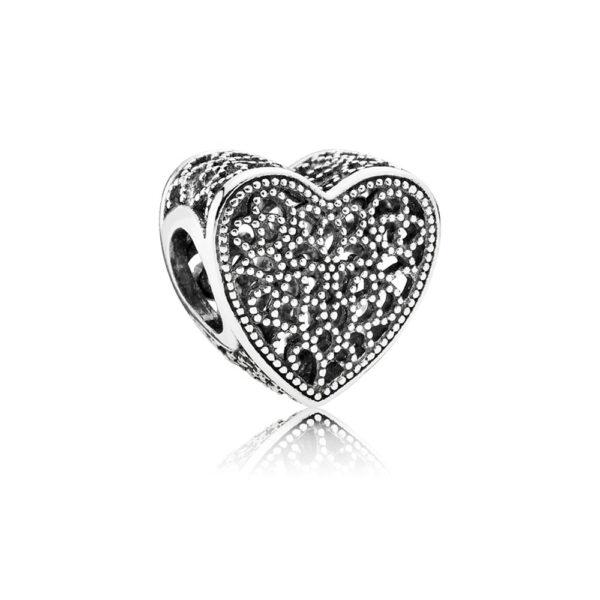 Σύμβολο Ασ.925, Δαντελωτή Καρδιά 791811.Jpg