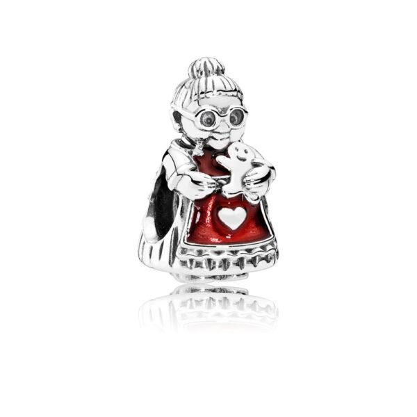 Σύμβολο Ασ.925 Με Κόκκινο Σμάλτο, Κα Άγιος Βασίλης 792005En07.Jpg