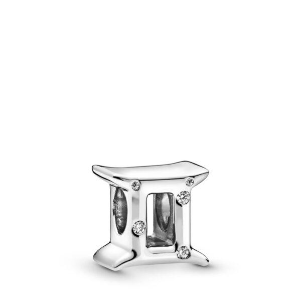 Σύμβολο Ασ.925 Με Κυβική Ζιρκόνια, Δίδυμοι 798428C01.Jpg