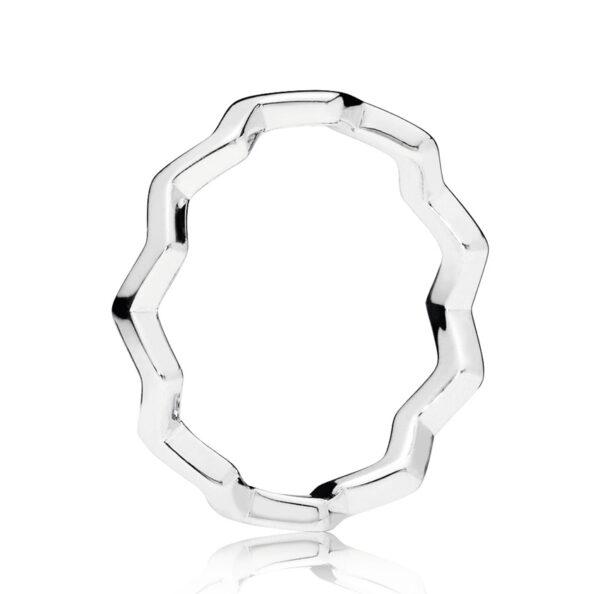 Δαχτυλίδι Ασ.925, Zigzag197752